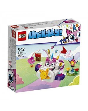 LEGO 41451 lego unikitty cloud car di unikitty