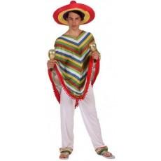 ATOSA 05661 costume da messicano t-2