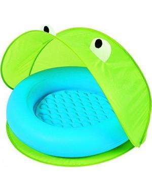bestway 51110 gonfiabile piscina c/copertura in tela cm107