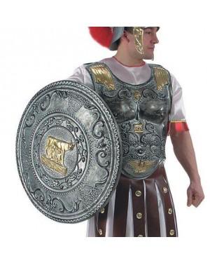 carnival toys 01880 scudo romano ferro c/decorazione cm 60