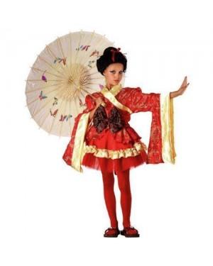 CLOWN 99512 costume shangai 12 anni cinese bambina