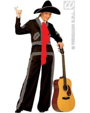 Costume Donna Mariachi Xl (Giacca, Pantaloni,