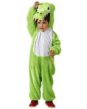 Costume Da Coccodrillo 5-6 Anni