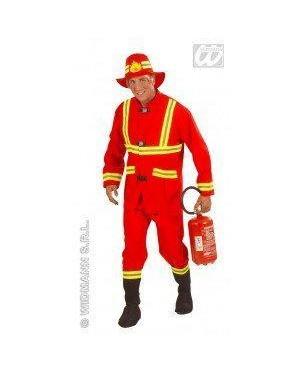 Costume Pompiere Xl