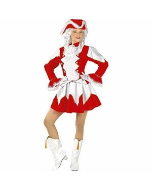 WIDMANN 96762 costume majorette m