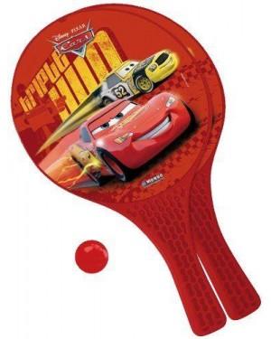 mondo 15913 racchettoni cars con palla