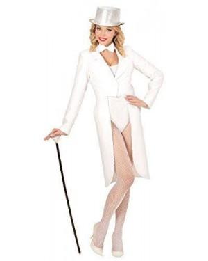 Costume Frac Bianco S