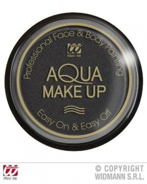 WIDMANN 9257B aqua makeup nero 30 g