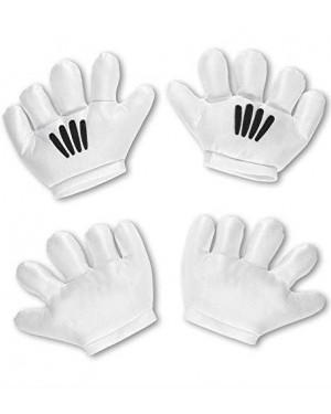 WIDMANN 04119 guanti bianchi topolino mickey