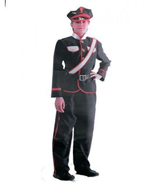Costume Carabiniere 12/13 Giacca+Pant+Capp+Cint