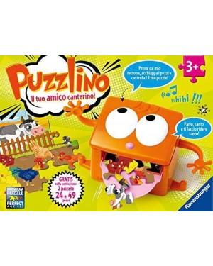 RAVENSBURGER 09661 puzzlino il tuo amico canterino +2puzzle