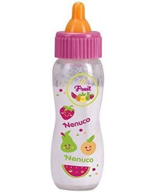 FAMOSA 700008160 famosa nenuco biberon latte (rosa)