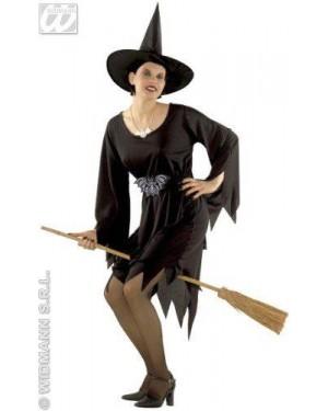 Costume Strega Crudelia Con Capp. Teen Agers