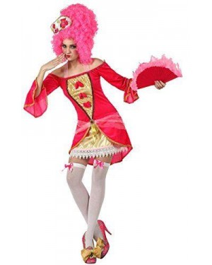 Costume Cortigiana Sexy T-1