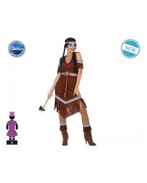 ATOSA 54072 costume indiana t-1 scuro