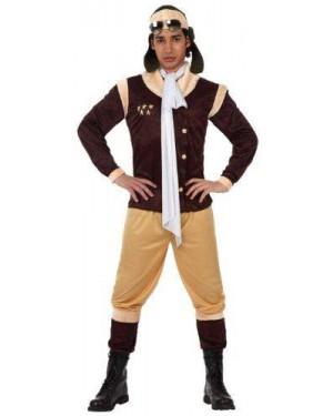 Costume Pilota Aereo Epoca T2 M\L