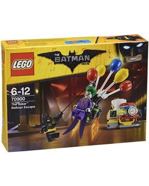 LEGO 70900 lego batman movie joker fuga con i palloni