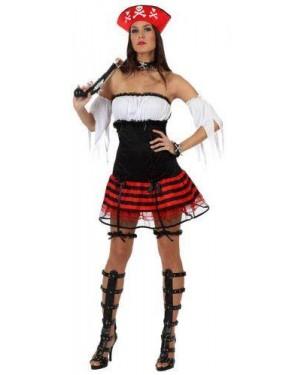 Costume Piratessa Sexy T-3