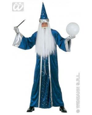 Costume Mago Fantasy S Merlino