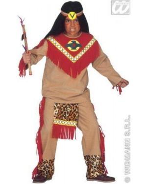 Costume Indiano Toro Scatenato 8/10 Cm 140