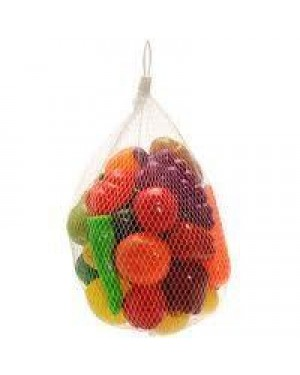 GIOCHERIA RDF50431 funny home frutta e verdura