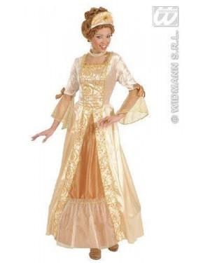 Costume Principessa Dorata Xl