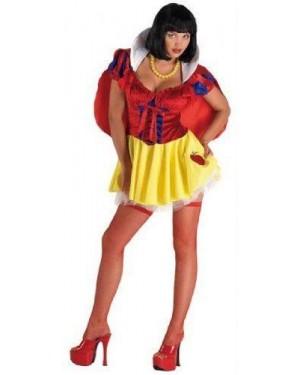 Costume Biancaneve Sexi M