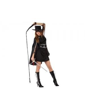 Costume Da Bandita Sexy, Xs