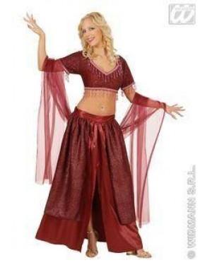 Costume Danzatrice Del Ventre M