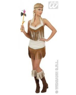 Costume Donna Indiana S