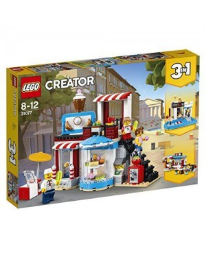 LEGO 31077 lego creator dolci sorprese modulari