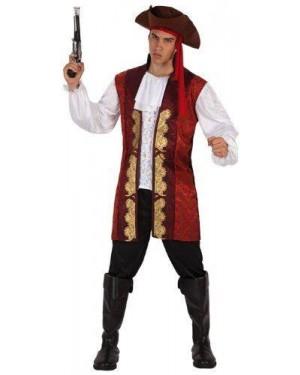 ATOSA 05942 costume pirata t-2