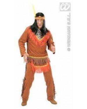 WIDMANN 7184M costume indiano xl casacca-pantaloni fascia