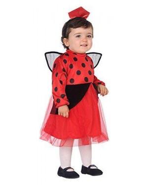 ATOSA 38853 costume coccinella 0-6 mesi