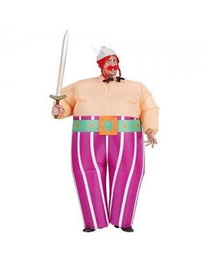WIDMANN 7553G costume gonfiabile vichingo obelix