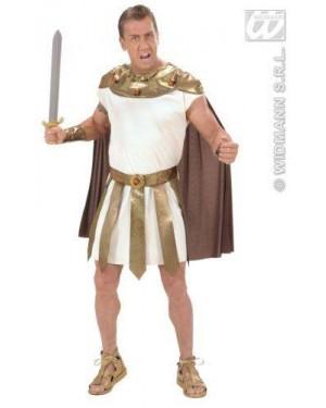 Costume Dio Romano L Tunica-Cintura-Bracciali-