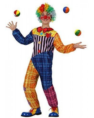 ATOSA 10958 costume clown t-4
