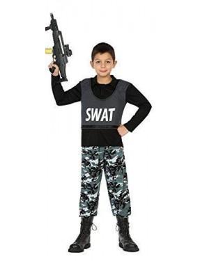 ATOSA 24407.0 costume polizia 5-6