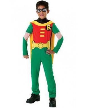 RUBIES 882126 costume robin batman 8/10