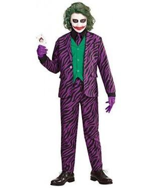 WIDMANN 19317 costume joker 8/10 batman
