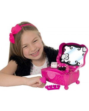 startrade gg00600 barbie & me cofanetto unghie alla moda