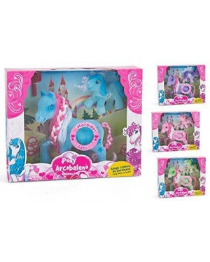 GLOBO GT36694 pony floccato c/baby e spazzola ass-to
