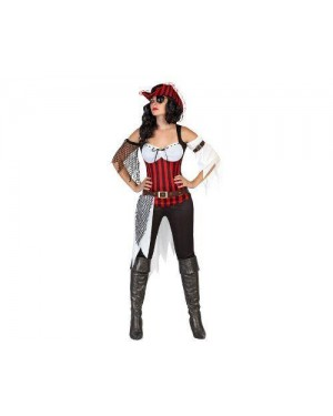 ATOSA 22907 costume pirata donna, adulto t. 2