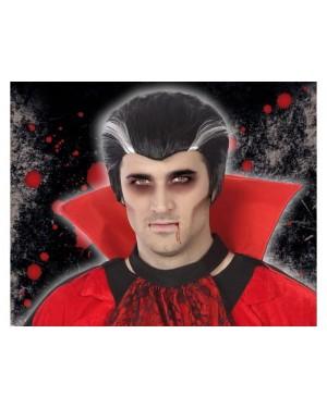 ATOSA 42622 atosa parrucca nera dracula vampiro