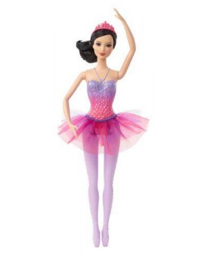 MATTEL BCP14 barbie  ballerina doll mora