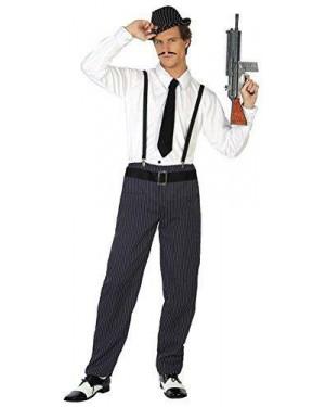 ATOSA 38761.0 costume gangster m-l