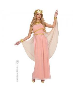 Costume Afrodite Dea Dell'Amore S Con Accessori