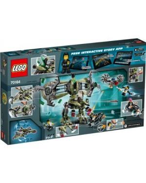 lego 70164 lego ultra agents missione uragano