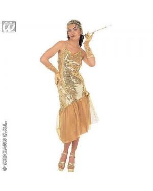 WIDMANN 3523L costume lulu anni 30 m in pailettes