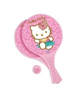 MONDO 15891 racchettoni con palla hello kitty